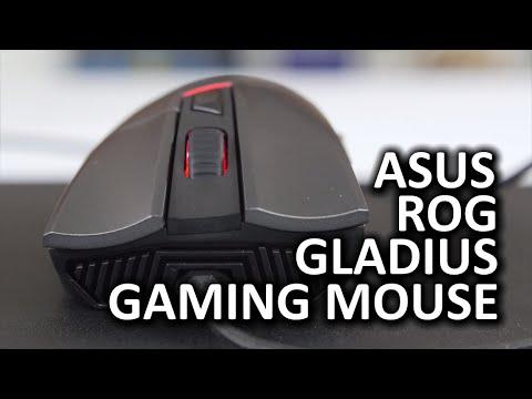 Asus Rog Gladius Gaming Fare