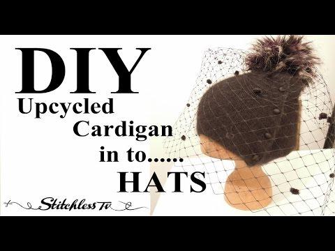 Dıy - Bere Şapka / Pom Pom / Net