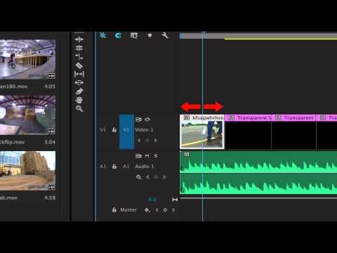 Dövmek - Adobe Premiere Düzenlemek