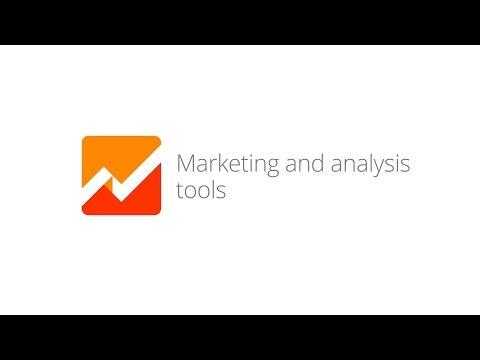 Mobil App Analytics Temelleri - Ders 1.2 Pazarlama Ve Analiz Araçları