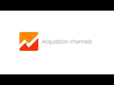 Mobil App Analytics Temelleri - Ders 2.1 Edinme Kanalları