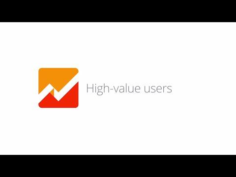 Mobil App Analytics Temelleri - Ders 2.3 Yüksek Değerli Kullanıcılar