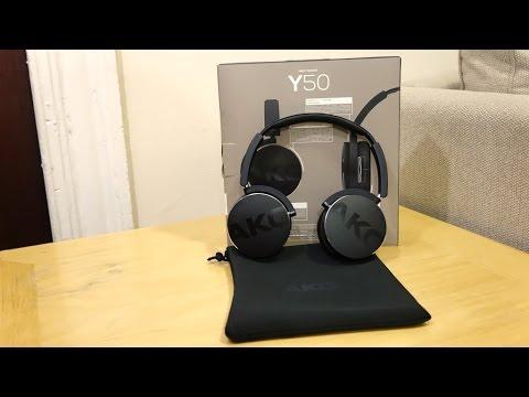 Akg Y50 Kulaklık İncelemeleri