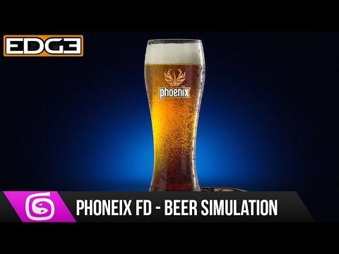 #1 3Ds Max Ve Phoenix Fd Eğitimi - Sıvı Simülasyon, Bira Animasyon