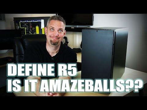 Fraktal Tasarım Tanımla R5 Gözden Geçirme - Tanımla Adını Layık Değil Mi?