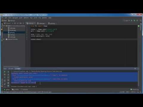 Öğretici - 44 - Programlama Python Görüntüleri Birleştirmek