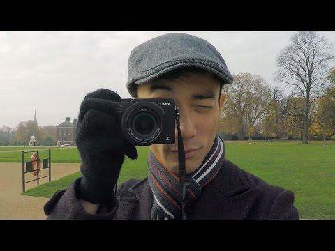 Panasonic Lx100 Uygulamalı İnceleme Feat. Lok Londra'da