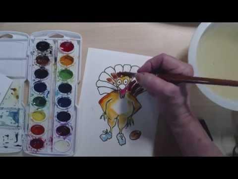 Türkiye'de Sanat Dersi - Türkiye Bir Tutum İle Çizgi Film | Cp