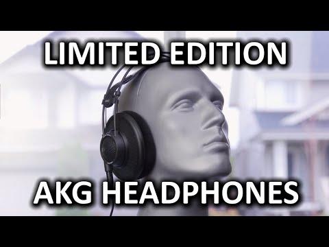 Akg/massdrop İşbirliği K7Xx Kulaklık