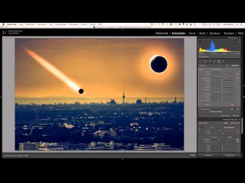 Göl Lightroom Rehberler - Zuschauerbild: Weltuntergang