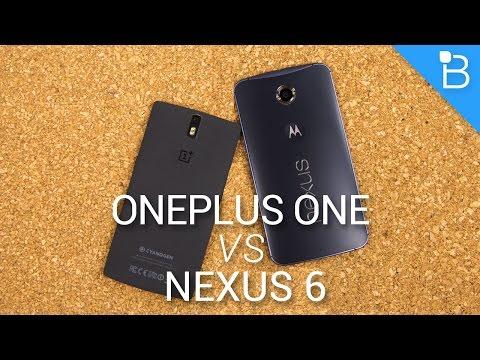 Nexus 6 Oneplus Bir Vs: Savaş En İyi Kilidi Android İçin