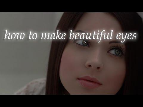 Nasıl Güzel Gözleri Yapmak