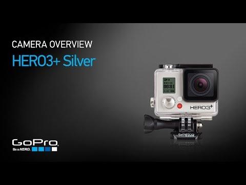 Gopro Hero3 + Gümüş: Yüksek Performanslı Hayat Yakalama