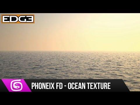 3Ds Max Ve Phoenix Fd Eğitimi - Ocean Doku Hd