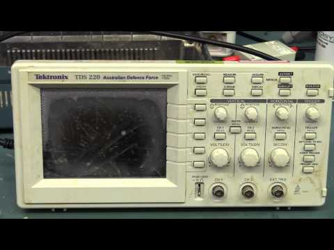 Eevblog #690 - Tds220 Osiloskop Otopsi