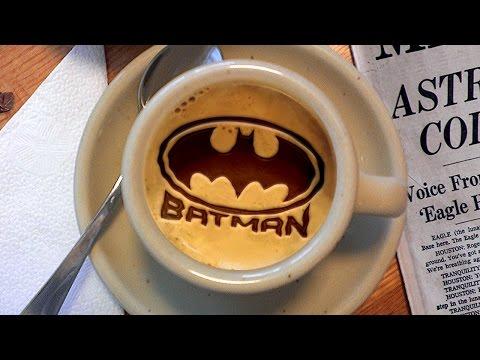 Photoshop: Caffè Mocha Latte Sanat!