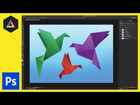 Adobe Photoshop Ep1/33 [Yeni Başlayanlar İçin Adobe Photoshop] Arabirimi Giriş