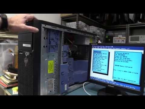Eevblog #691 - Çöplüğü Dalış Xeon Sunucuları