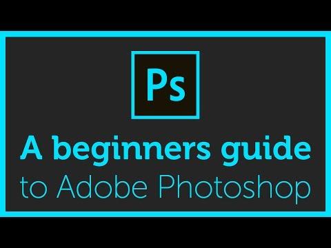 Komple Yeni Başlayanlar İçin Adobe Photoshop Kılavuzu | Kurs Genel Bakış Ve Arıza