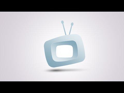 Photoshop Tutorial: Tv Logo Tasarımı