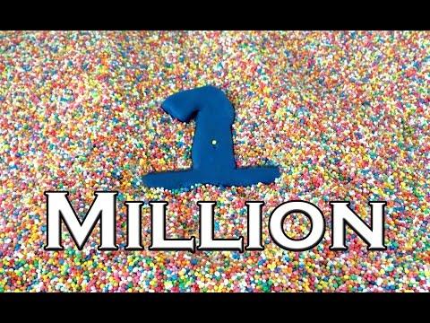 Bir Milyon Abone! Teşekkür Ederim Nasıl İçin Cook Olduğunu Tarafından