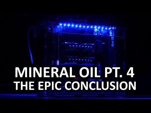 Mineral Yağ Soğutmalı Pc Bölüm 4 - Q&A