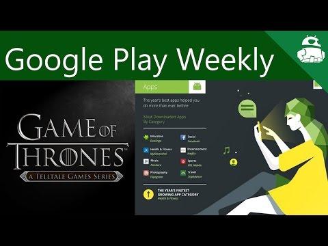 Taht Piyasaya Android Oyunları, Google En İyi Oyun Deposu İçeriği Ortaya Çıkarır! -Google Oyun Haftalık