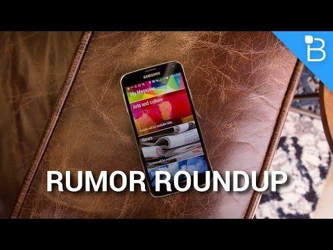 Galaxy S6 Sızdırılmış Ve Windows Phone Amiral Gemisi İptal
