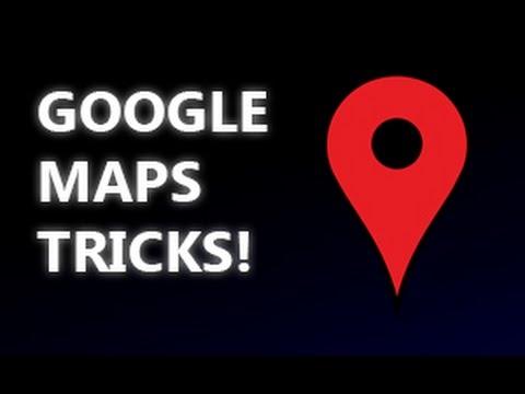 6 Google Haritalar Hileci