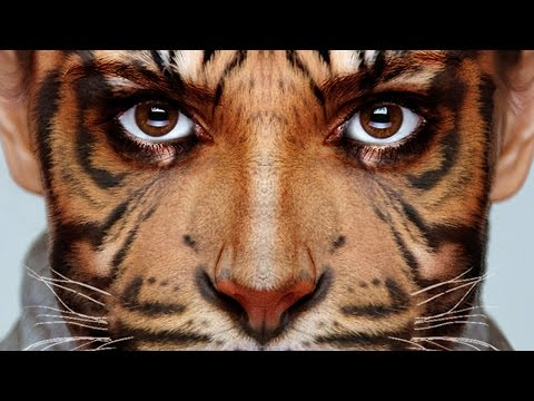 Photoshop: Kendini Hayvana Dönüşümü!