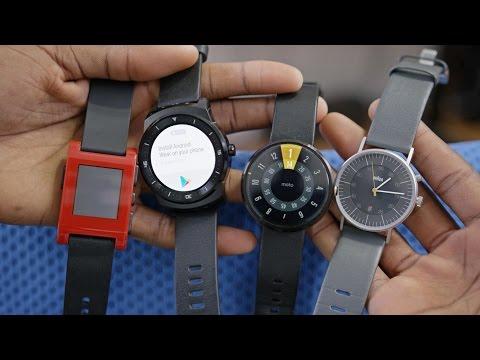 En İyi 5 Giyilebilir Teknoloji! (Geç 2014)