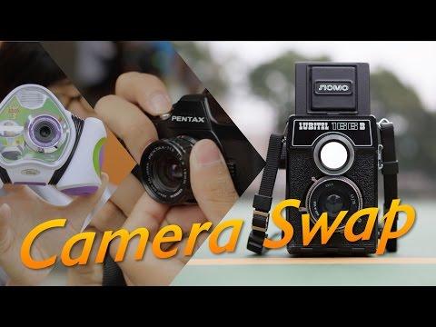 Kamera Takas Ep 2 - Lubitel 166