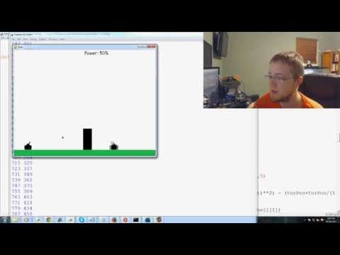 Pygame (Python Oyun Geliştirme) Eğitimi - 76 - Düşman Tank Ateş
