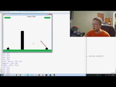 Pygame (Python Oyun Geliştirme) Eğitimi - 77 - Sağlık Bar