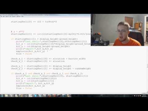 Pygame (Python Oyun Geliştirme) Eğitimi - 78 - Hasar