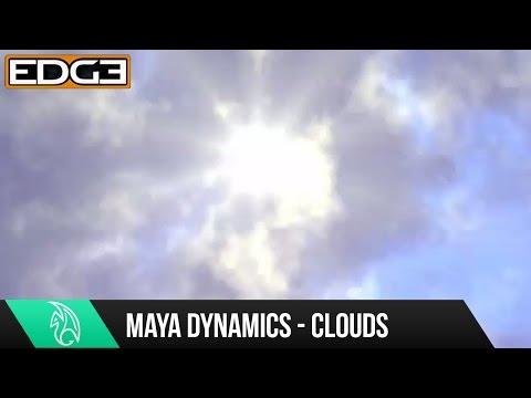 Maya Dynamics Eğitimi - Gerçekçi Bulutlar İle Sıvı Efektler Oluşturmak