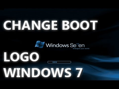 Nasıl Boot Logosu Kazanmak 7 Değiştirmek İçin (Bu Bir Açık, Garantili!)
