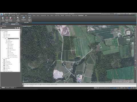 Kullanarak 3Ds Max Design İle Sivil 3D - Bölüm 05 - Geolocated Yüzey Oluşturuluyor