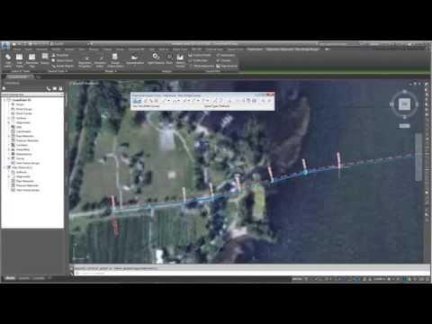 Kullanarak 3Ds Max Design İle Sivil 3D - Bölüm 06 - Bir Hizalama Oluşturma