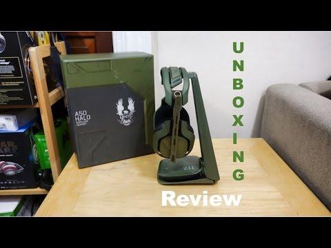 Astro A50 Halo Edition Unboxing Ve Gözden Geçirme