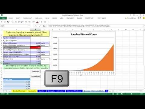 Excel 2013 İstatistiksel Analiz #4: Ne / İstatistikler Var Mı? Hisse Senedi Download Veri Oluşturmak Bilgi
