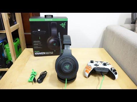 Razer Kraken Xbox Bir Kulaklık İncelemesi!!!