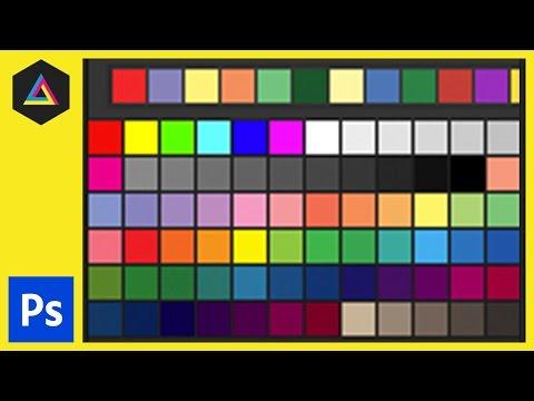 Adobe Photoshop Ep7/33 [Yeni Başlayanlar İçin Adobe Photoshop] Renk