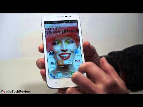 Verykool Sl5000 Kuantum Android Cep Telefonu İncelemesi
