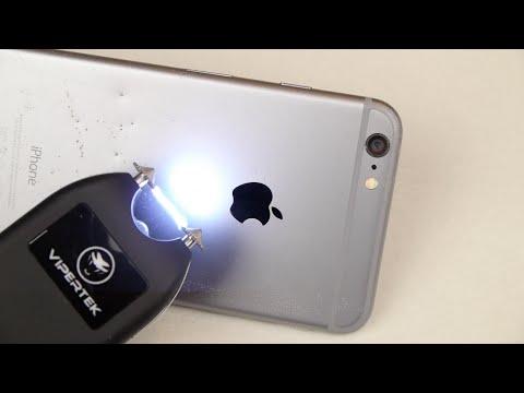 Ne Olur Eğer Sen Taser İphone 6 Bir Artı?