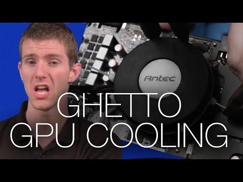Dıy Gpu Cooler Ft. Antec Kuhler Sıvı Cpu Soğutma