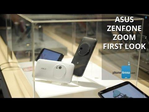 İlk Bakmak Asus Zenfone Zoom