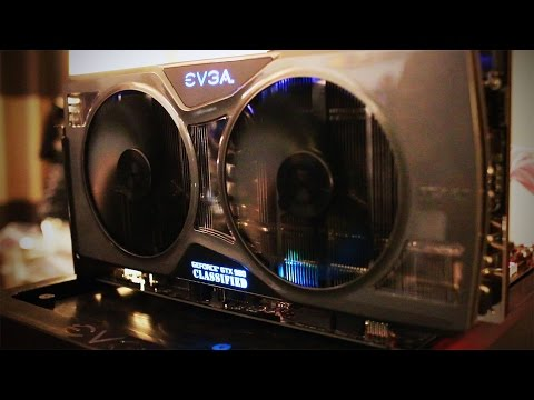 Evga Gtx980 Kralı Ve Gtx980 Aıo Watercooled?? Evet!