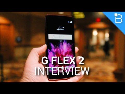 Lg G Flex 2 - Next-Gen İlk Telefonları