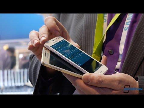 Samsung Galaxy A3 Eller (Ces 2015)